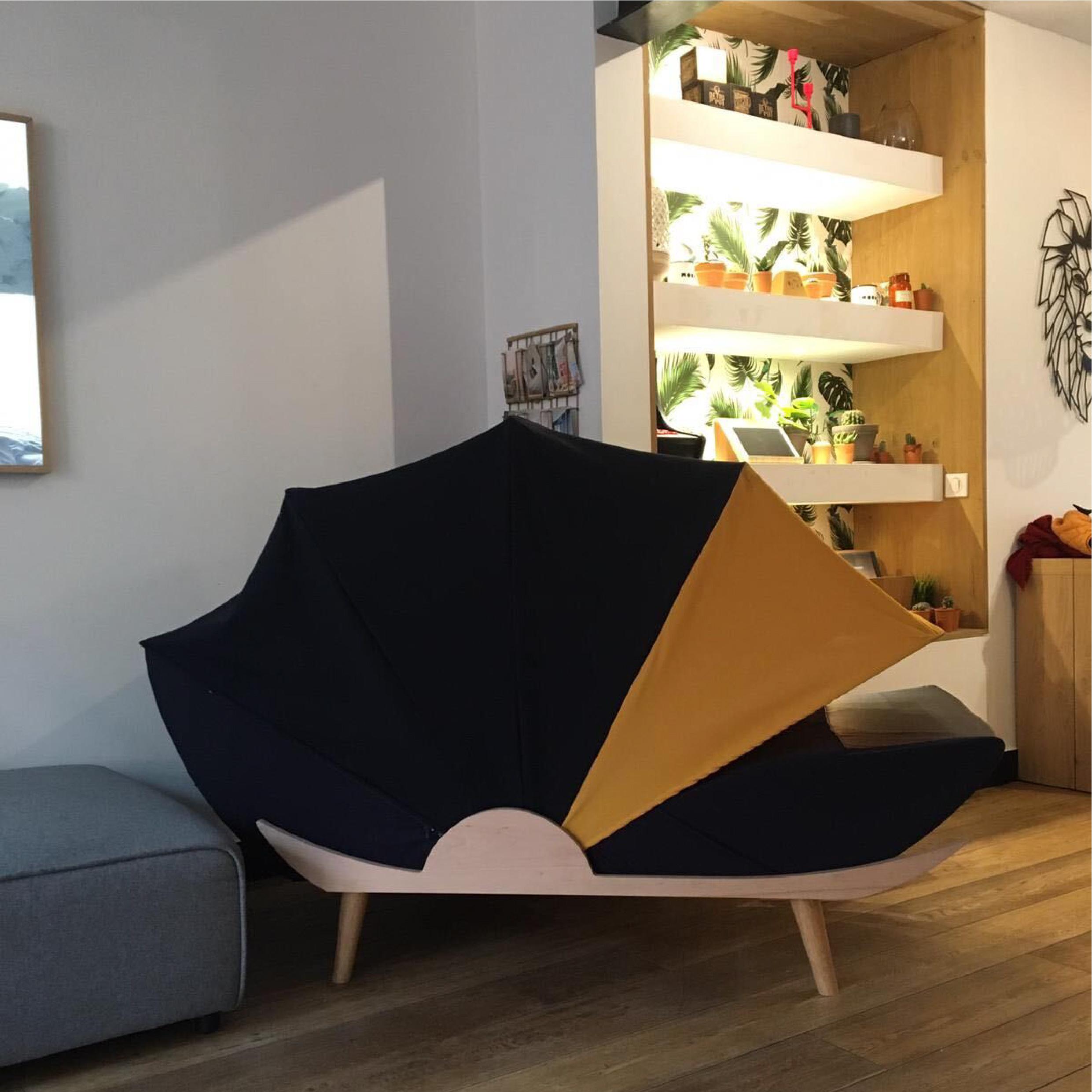 Mobilier de sieste pour les espaces de repos en entreprise