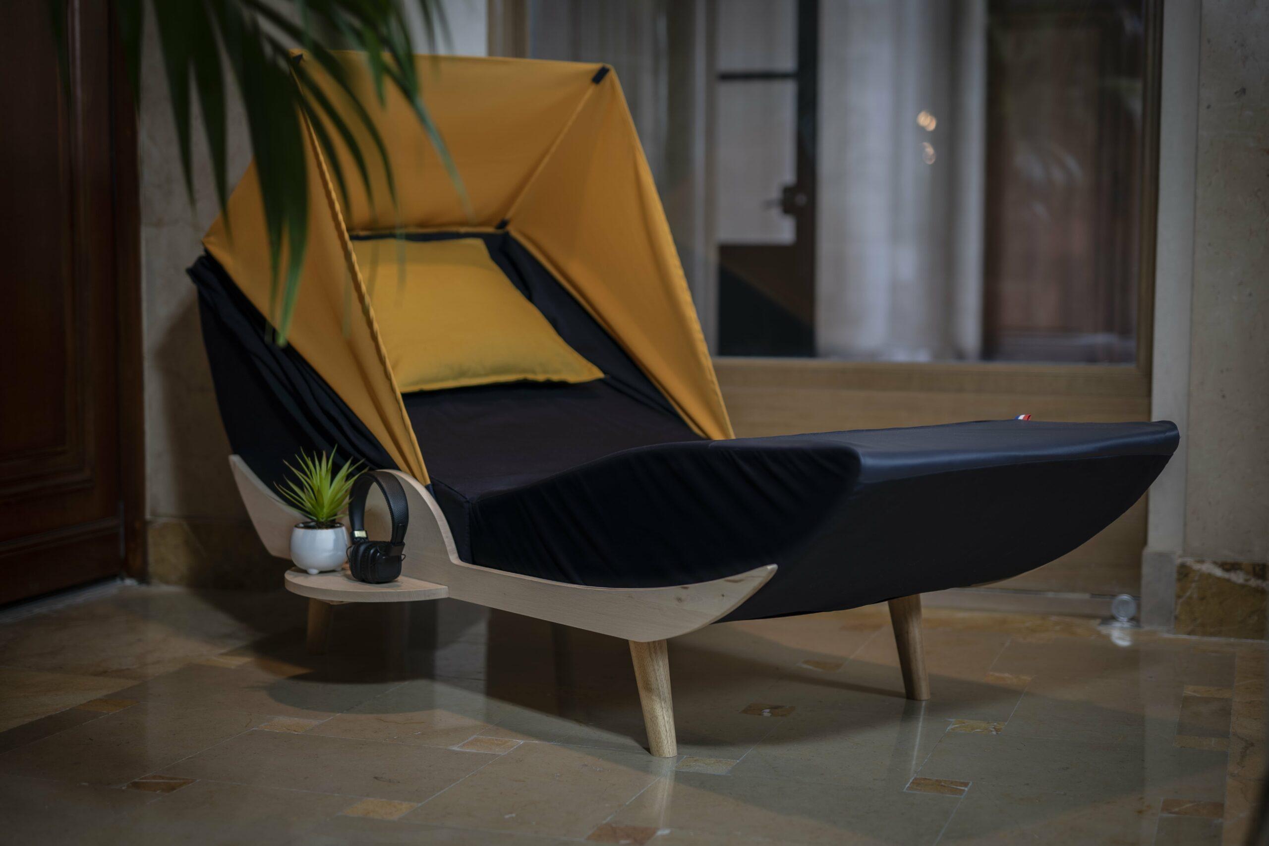 Un mobilier de sieste pour les entreprises