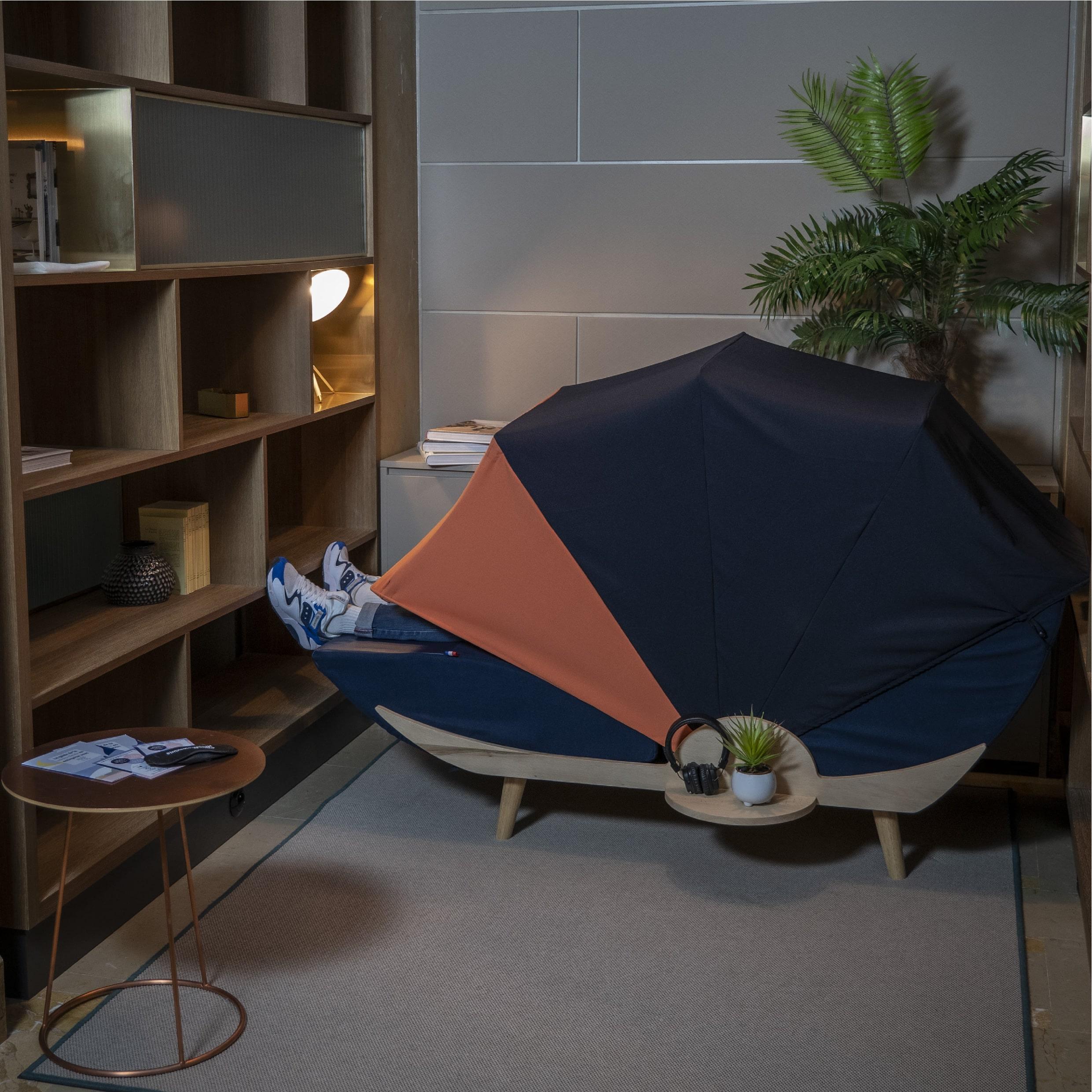 Augmenter la qualité de vie au travail avec des espaces de sieste