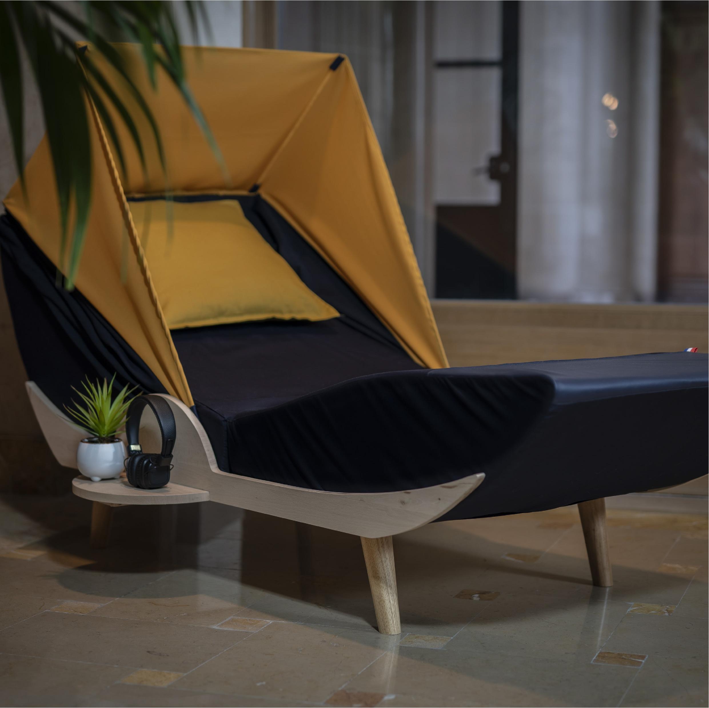 Aménager vos salles de repos avec des mobiliers de sieste